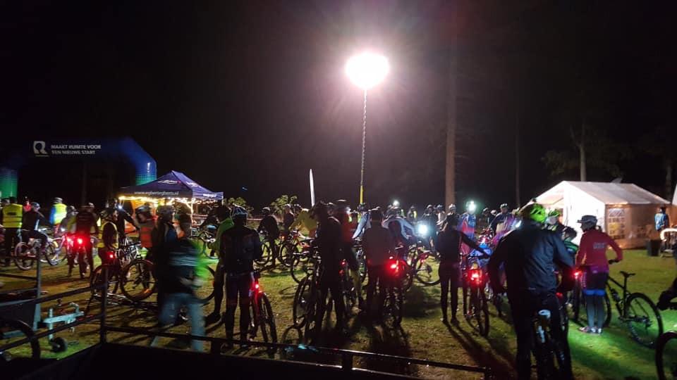 Leuk nieuws: MTB Nightride groot succes!